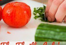 Meal Prep / Meal preparation tips