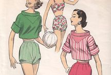 Sewing Pattern Wishlist