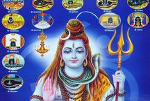 Jyotirling Yatra / In these holy places Lord Shiva is worshipped in the form of Jyotirlings, means the Lingam of Light. It is believed that Jyotirlinga is the prime source of energy and the pivot of all kinds of activities on Earth.