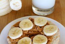 Breakfast/brunch / I like oatmeal can you tell?