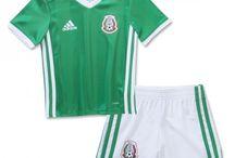Billige Mexico fodboldtrøjer til børn / Køb billige Mexico fodboldtrøjer til børn online med oplag. Vi leverer nye Mexico billige fodboldsæt børn med lav pris og hurtig levering. Køb nu!