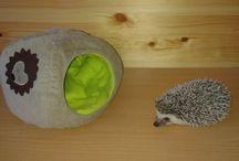 My Hedgehog Beds
