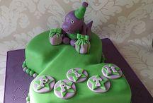 Eva's - Barney party