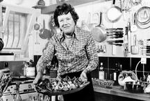 Food - Julia Child / by Linda Darby
