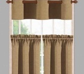 curtains / This superb Board stands for curtains. Here you will see all that I thought would be interesting, after many hours of searching online, regarding curtains- cute curtain, vintage curtain, colorful curtain, curtain, vintage curtains, Pretty curtains & More. You  can glance at more boards -  green, tutorial, books, brazil, earrings ect... Also see this nice site - http://dlypromos.com/lp/houseideas/curtains.html :)♥♥ / by joan tracey