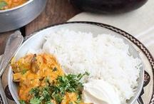 curry d aubergine