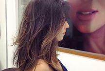cabelos medios