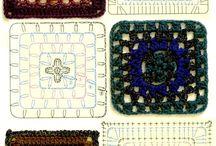 Quadrati di lana