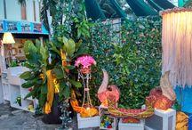 Berkah Catering - Outdoor Wedding Catering at Regency Club House Surabaya