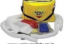 Oil & Chemical Spill Kits / Oil & Chemical Spill Kits such as Acid Spill Kits, Oil / Chemical Spill Kit, Oil Sorbent Booms / Socks, Oil Absorbent Pads, Chemical/ Oil Spill Absorbents, Hazmat Spill Kit, etc