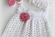Crochet Sets Newborn / Baby