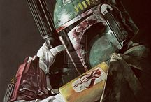 BOBA FETT / all BOBA'S EVER!!!