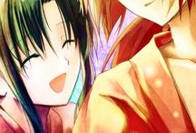 Keshin & Kaoru