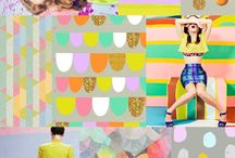 colour guide and print trend fashion