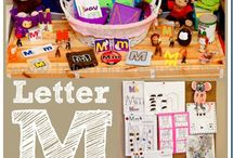 Letter of the week Mm / Mm