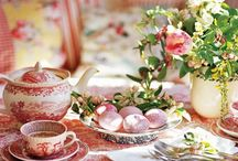 Tea Party / by Debbie-Anne Parent