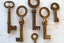keys and lock/sleutels en slot
