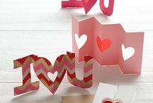 I heart you!! Valentine day ideas