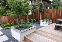 houten deck