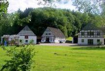 Ferienhof Verse / Urlaub auf dem Ferienhof Verse im schönen Melbecketal mitten im Sauerland.