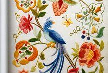 jacobian embroidery i like