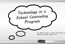 Tech Tools / Tech tools and tips for school counselors to use in groups, lessons and professional practice.
