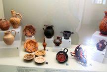 Museo civico archeologico di Nepi / Nepi, patria dei #Falisci popolo contemporaneo agli #Etruschi