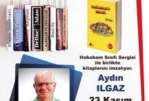 Askıda Kitap / Askıda Kitap Sosyal Sorumluluk Projesi Kapsamında Ünlü Yazarlar 212 AVM' de Buluştu.