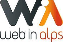 Web in Alps - WIA / WIA est l'événement web alpin organisé par l'association Web in Alps. La dernière édition s'est tenue le 30 novembre 2013. #WIA9