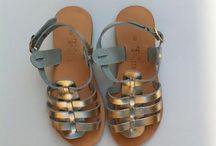 REAL SANDALS