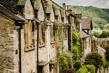 English Country Villages / A quick look at some of the Peak Districts quaint country villages.  / by Visit Peak District