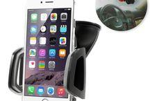 Βάση στήριξης κινητού για Αυτοκίνητο / Βάση στήριξης κινητού για Αυτοκίνητο. http://ecase.gr/car-holder-gia-smartphones-kai-tablets-45-98-mm.html