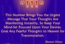 numbers / by J Indigo