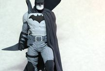 minha coleção batman