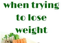 Dining Out / Healthy dining out tips and food to choose at restaurants for weight loss and healthy living.