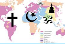 Diferentes religiones