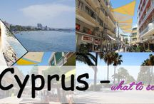 Cyprus - what to see