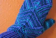 Yarn love - mittens