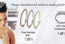Alınacak Şeyler / Türkiye'nin en ünlü markalarından indirimli alışveriş yapabilirsiniz.
