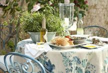French Gardens Inspiration / Inspiration leading up to our French Gardens Styled Shoot