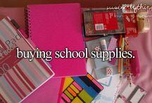 School / by Chyannia