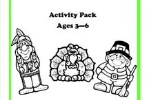 Printables  / Coloring sheets for kiddos / by Natalie Mullen
