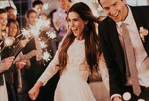 Ideas: Sparklers at Weddings