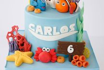 Kids novelty cakes / Kids cake ideas, from princess and fairytale cakes to kids movie themed cakes.