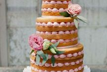 Naked Weddingcakes I like