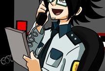 Scott Cawthon(Phone Guy)