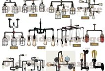 Steampunk lamp ideas