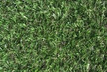 Artificial Grass / Because lets be honest, who actually enjoys cutting the grass?