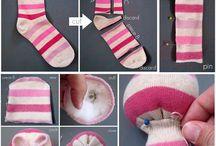 Sock pets.