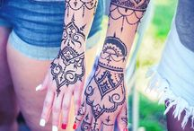 käsi tatuointi